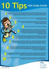 10 Tips for scuba divers